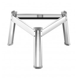 STAINLESS STEEL STANDS WITH PROTECTIVE PADS