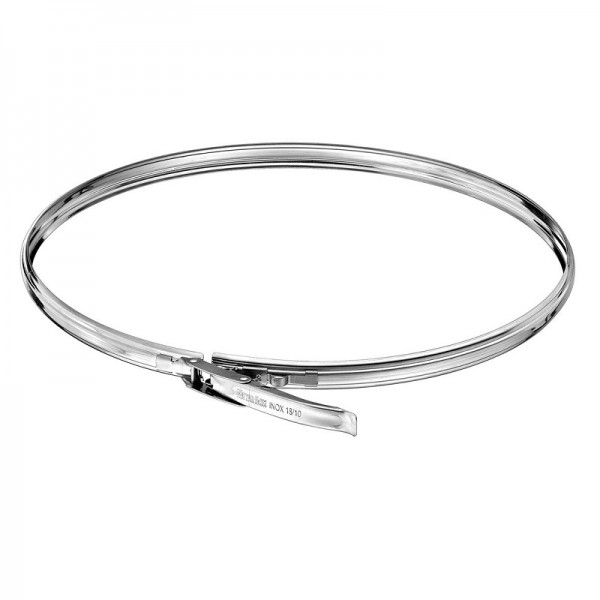 STAINLESS STEEL SAFETY BANDS